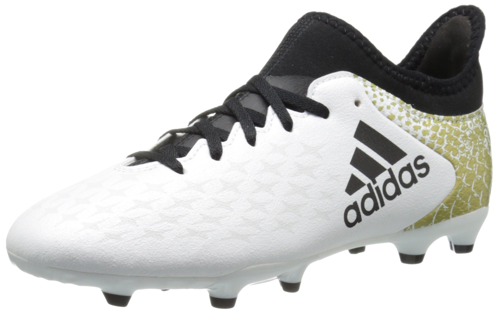e31f0982e629fc Galleon - Adidas Performance Kids  X 16.3 Firm Ground Soccer Cleats ...
