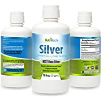 Amazon Best Sellers Best Colloidal Silver Mineral Supplements