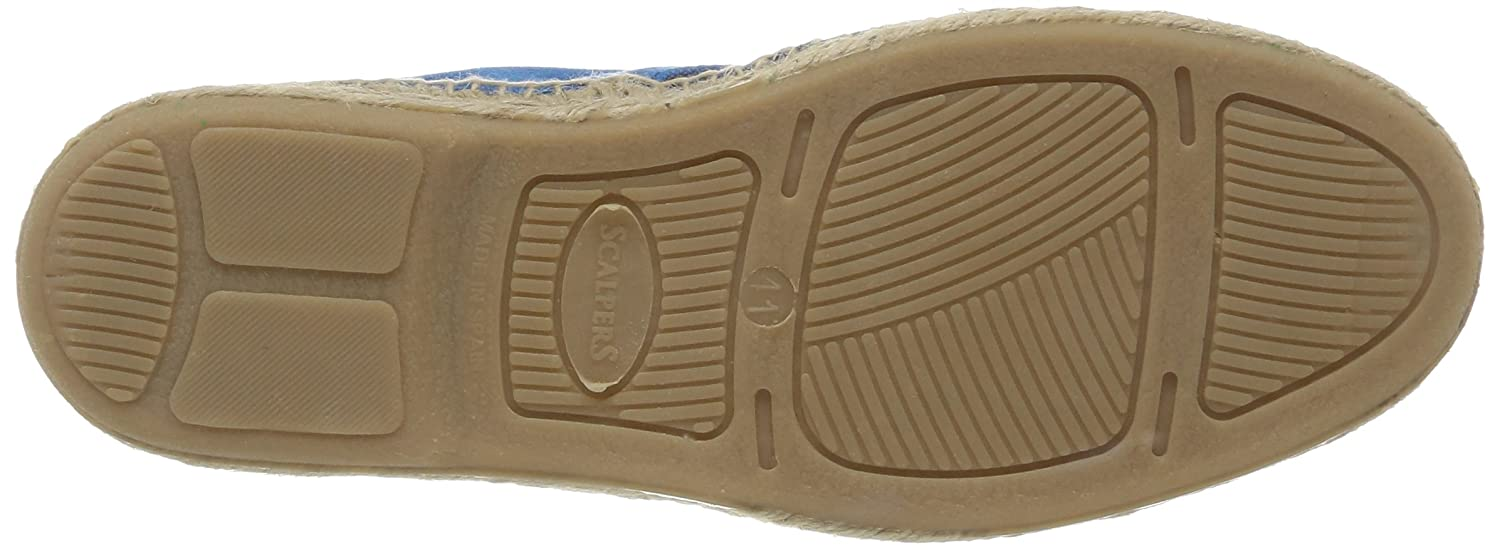 Scalpers Colour Power Espadrille, Alpargatas para Hombre, Blue, 40 EU: Amazon.es: Zapatos y complementos