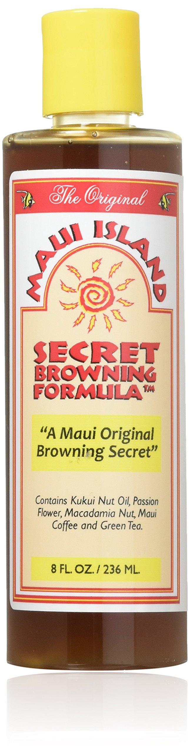 Maui Island Secret Browning Formula 8 Oz. by Maui Island Secret