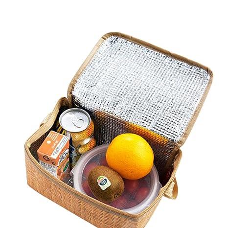 Bolsas de almuerzo,Refrigerador térmico aislado portátil ...