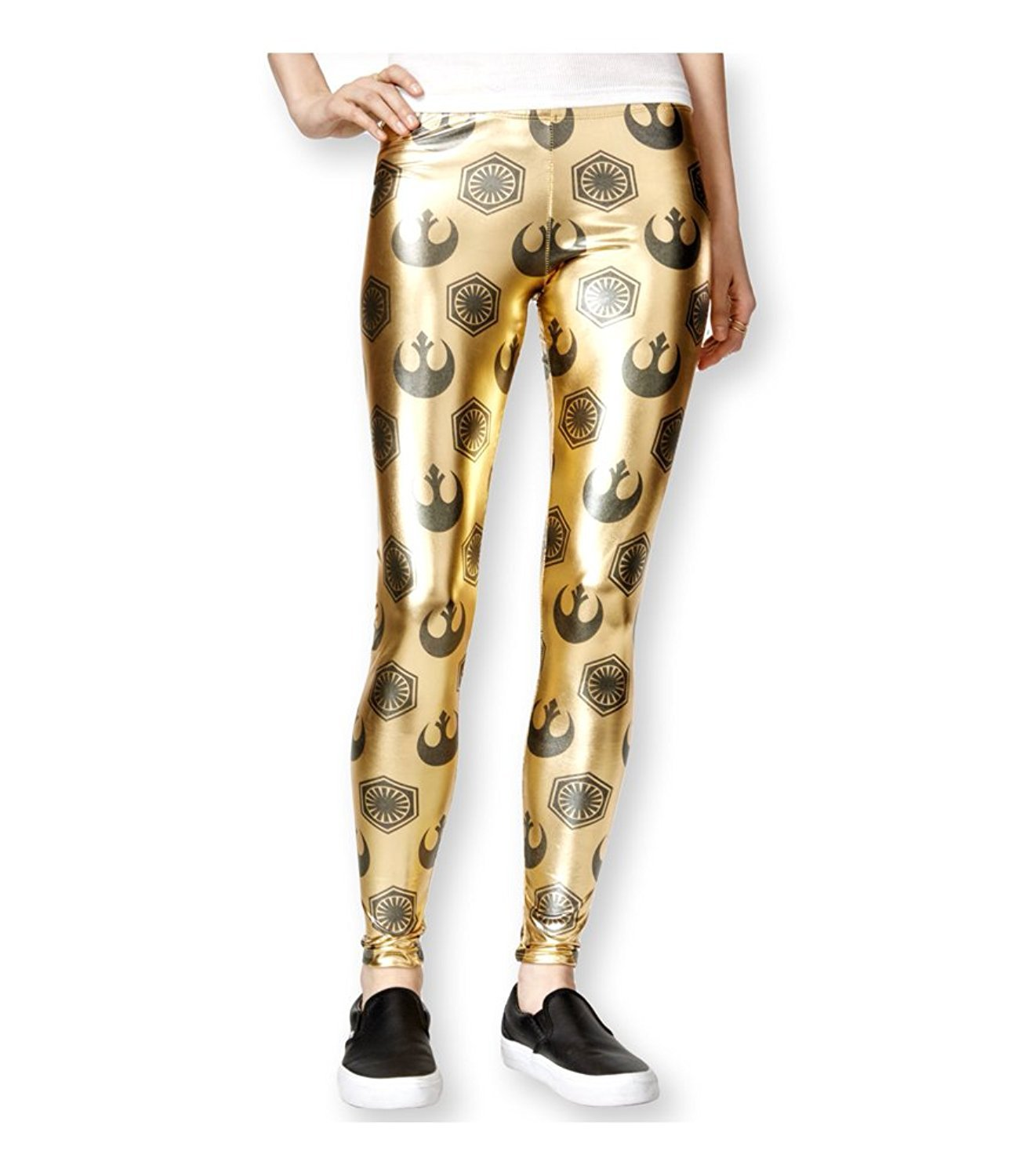 Mighty Fine Womens Empire & Rebel Casual Leggings (2XL) by Mighty Fine Inc (Image #1)