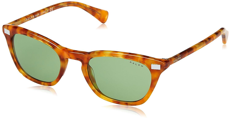 Ralph Lauren RALPH BY 0Ra5236 Gafas de sol, Honey Tortoise, 51 para Mujer