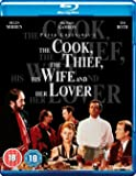 The Cook, The Thief, His Wife and Her Lover [Blu-ray]