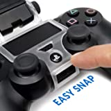 Mobile Phone Controller Clip Holder Mount - for iOS 13 Arcade Game Smartphone cellphones Foldable Bracket Adapter Clamp, Compatible with PS4 Dualshock, Gamepad, Joystick by Reseeda