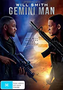 Gemini Man (2019) (DVD)