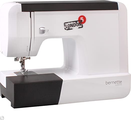 Bernette 56 Sublime London 5 - Máquina de coser: Amazon.es: Hogar