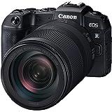 Canon EOS RP Full-frame Mirrorless Interchangeable Lens Camera + RF 24-240mm F4-6.3 IS USM Lens Kit, Black, Model Number…