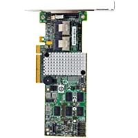 LSIMegaRAID SAS LSI 9260-8i LSI00198 8-poort 512 MB Cache SFF8087 6 Gb RAID0.1.5.6 PCI-E 2.0 X8 Controller-kaart