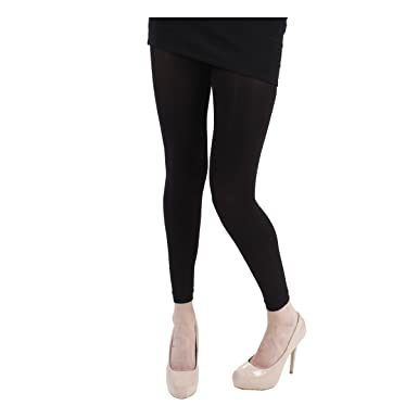 Pamela Mann - Collants - - Opaque Femme taille unique - Noir - Noir - Taille fbc219f3ea9