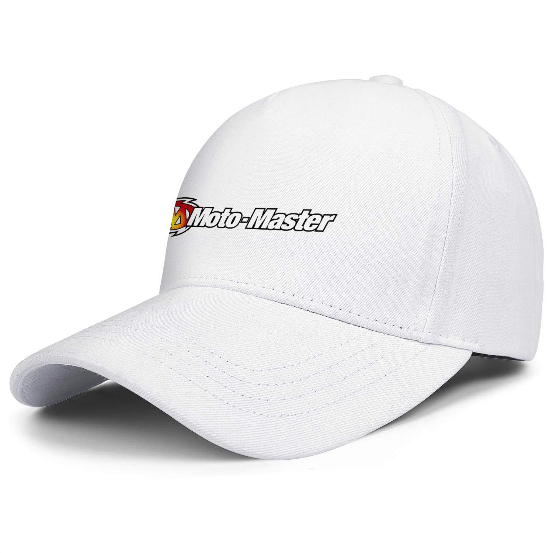 s003tymcch Moto-Master Brake Systems Mens Womens Cute Snapback Hat Visor Horsetail Cap