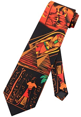 True Affair Pharoah Luxor - Corbata de cuello para hombre, diseño ...