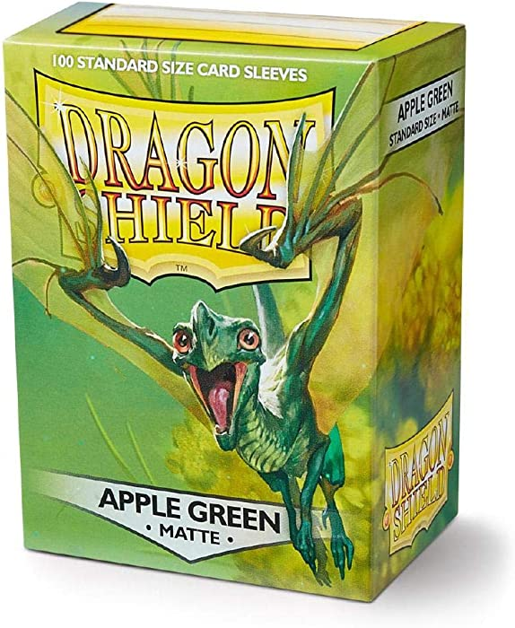 Top 9 Dragon Shield Sleeves Apple