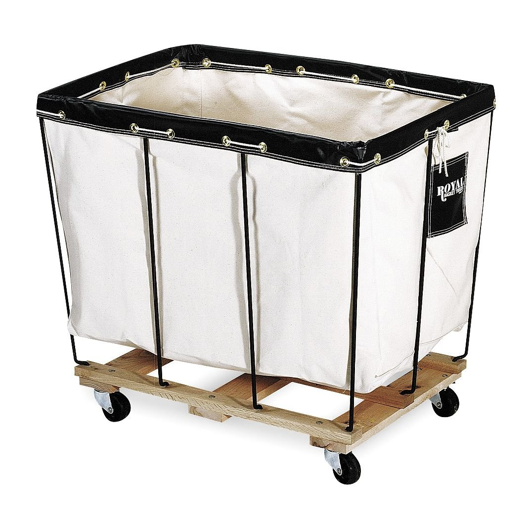 Royal Basket Truck Permanent Liner Basket Truck 6 Bu Canvas