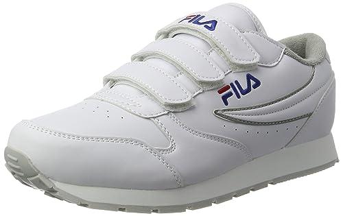 Fila Men Base Orbit Velcro Low, Zapatillas para Hombre: Amazon.es: Zapatos y complementos