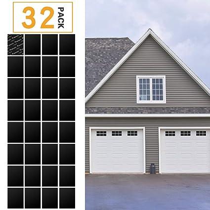Magicfly Faux Garage Door Windows For Car Garage Door Decoration
