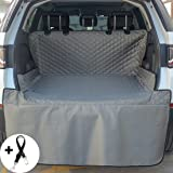 FLR Cargo Liner Cover Waterproof Durable Car Pet Seat Cover Backing Protection Dog Mats for Travel Cars, SUV, Vans & Trucks