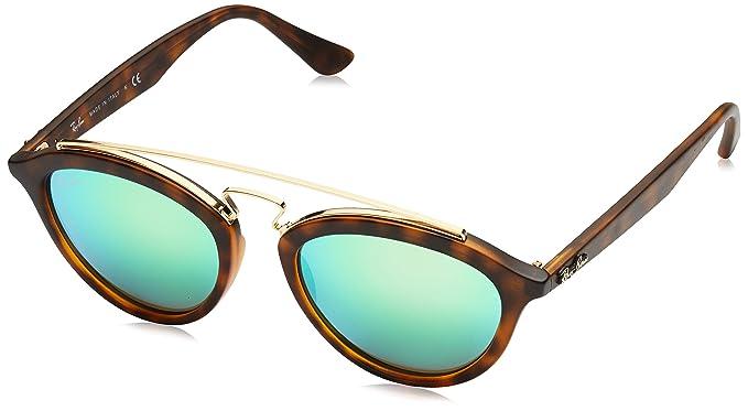 RAY-BAN 0Rb4257 60923R Gafas de sol, Matte Havana, 50 para ...
