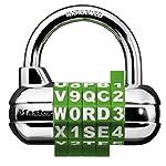 Master Lock 1523D Set Your Own Candado de combinación, 1 paquete, varios colores
