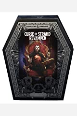 Curse of Strahd: Revamped Premium Edition (D&D Boxed Set) (Dungeons & Dragons) Game