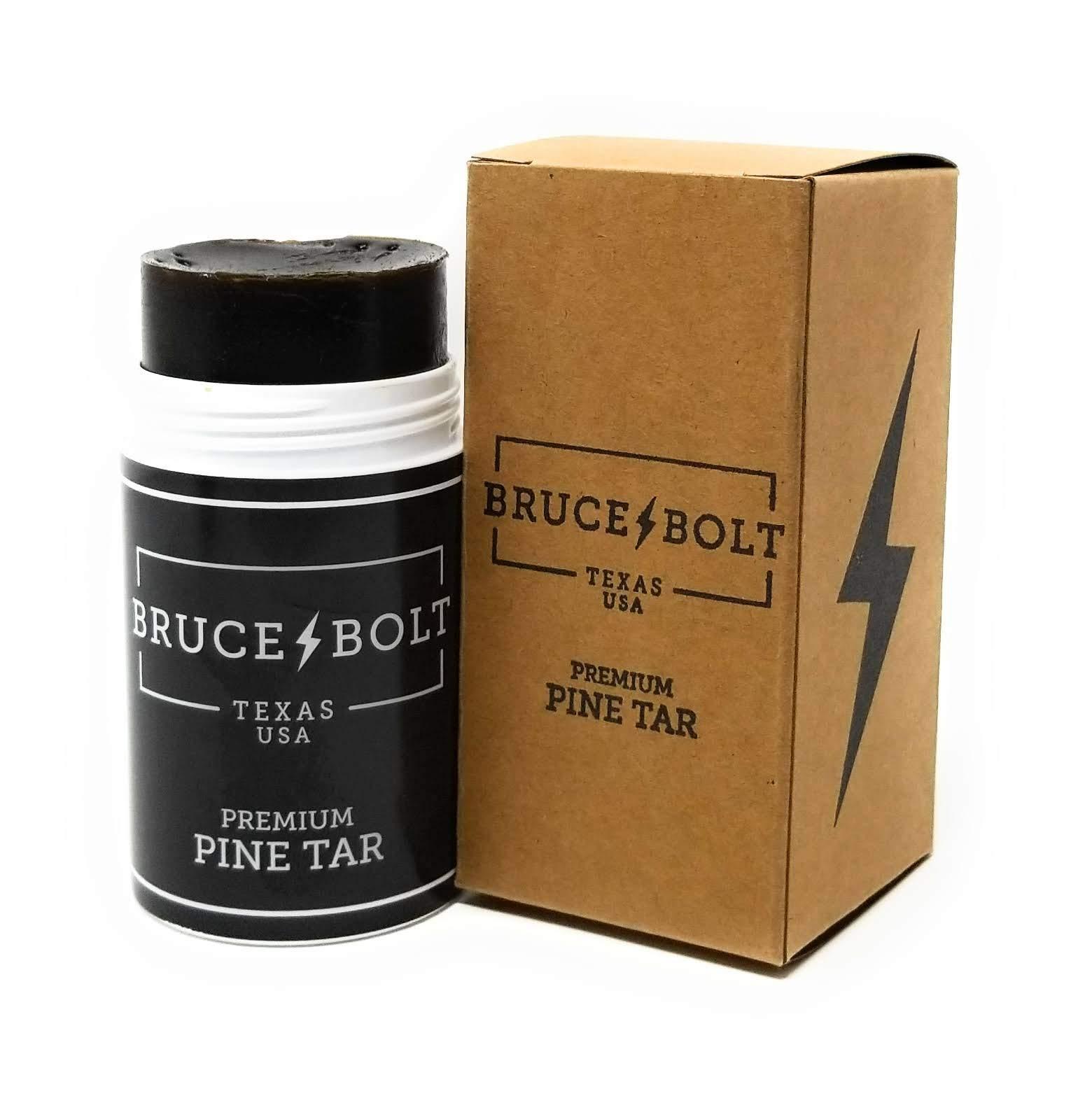 Hobbs Bruce+Bolt Premium Baseball Pine Tar Stick (Black 1-Pack) by BRUCE + BOLT