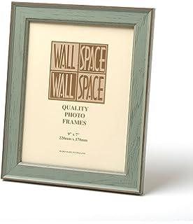 142db0116272 Rustic Picture Frames - 11x14 Tuscan Vintage Wood Photo Frame-Black ...