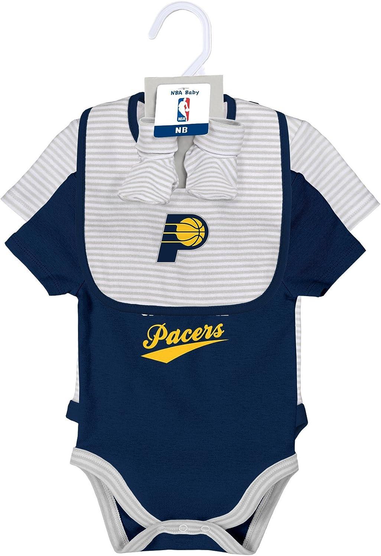 Bib /& Bootie Set NBA Newborn Team Awesome 2Piece Onesie
