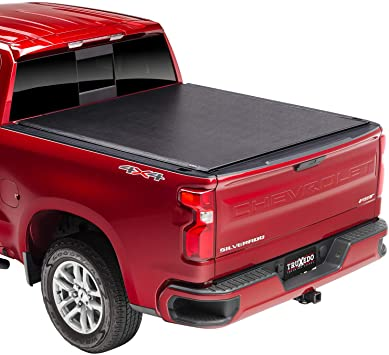 Amazon Com Truxedo Lo Pro Soft Roll Up Truck Bed Tonneau Cover 549101 Fits 88 98 Gm Full Size Stepside 6 6 Bed Automotive