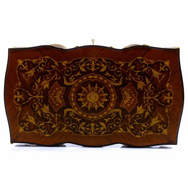 Lujo Escritorio de estilo barroco/Louis XV/XVI | hecho a mano ...