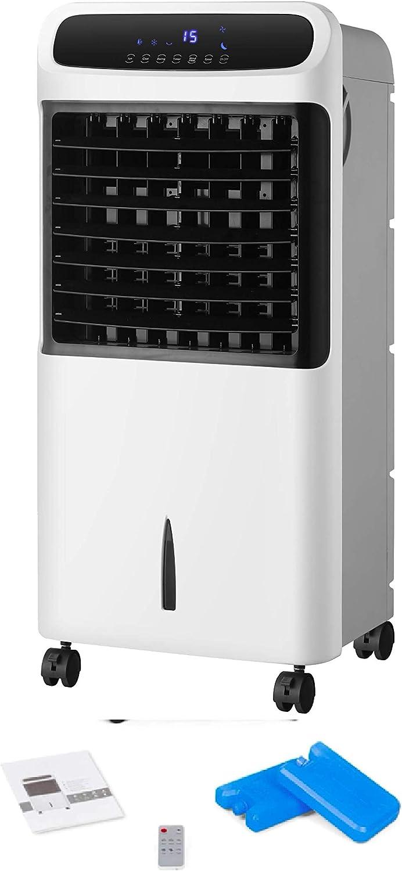DXIII DELUXE13 Climatizador Evaporativo Ventilador Humidificador ...