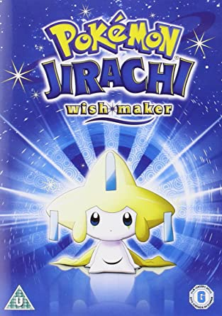 pokemon jirachi wish maker dvd amazon co uk pokémon dvd blu ray