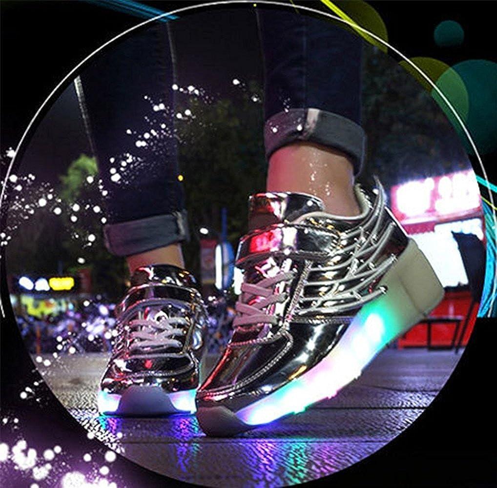 messieurs et mesdames mesdames mesdames prettyhomel enfants wheely chaussures filles garçons enfants chaussures led jusqu'heelys patiner tennis enfants don finition soignée na9117 la mode diversifié nouvelle conception 02a3d2