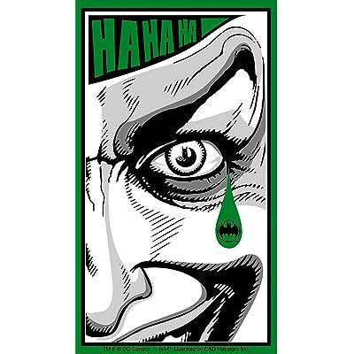 Batman DC Comics Joker Tear Sticker: Toys & Games
