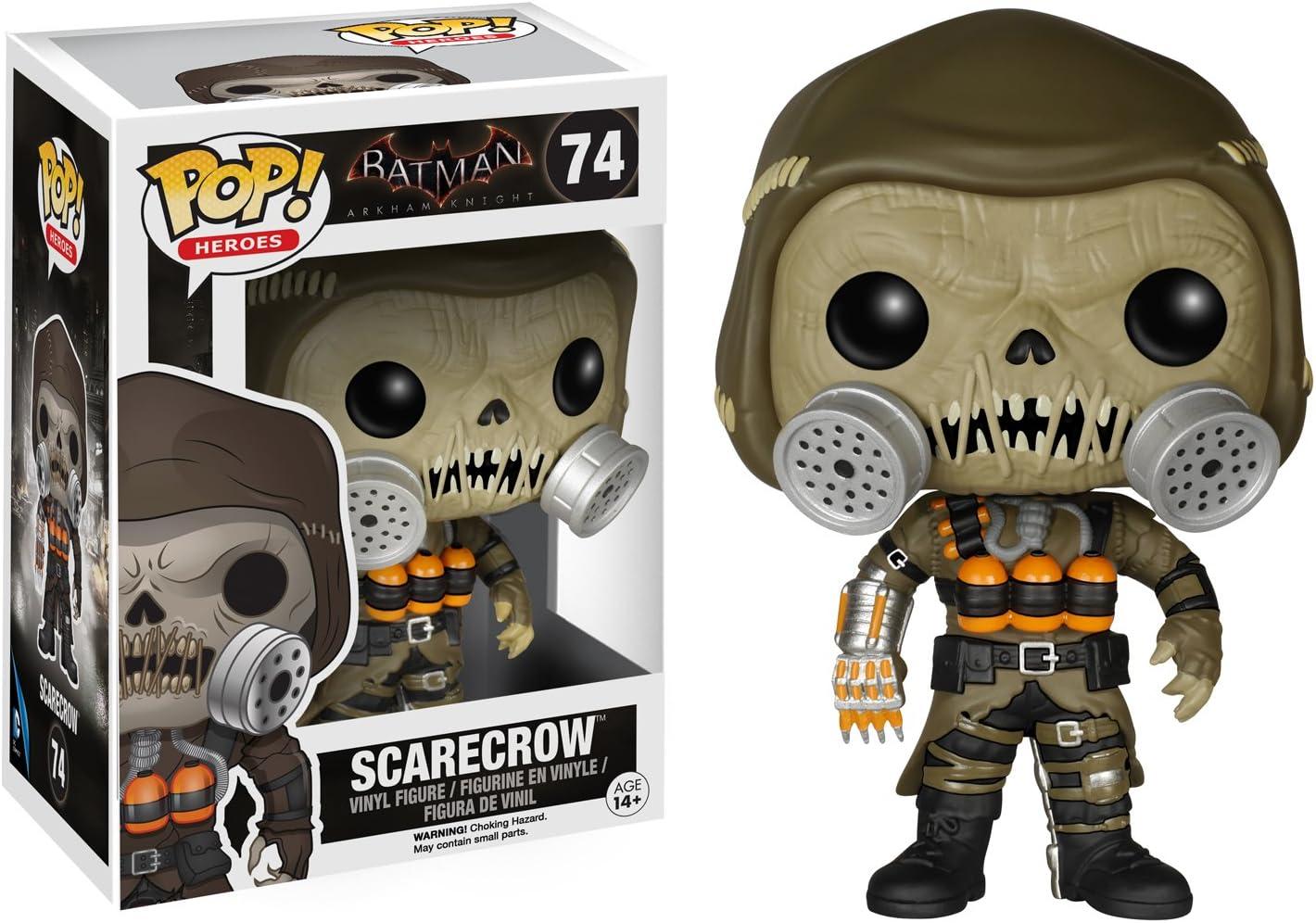 Batman Arkham Knight POP Heroes Figura Scarecrow 9 cm