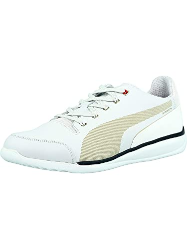 35c145dc4d5 Puma Ferrari Premium Titolo SF Everfit+ Men s Round Toe Leather Sneakers  (11 D(M) US