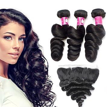 Amazon Com Forawme Unprocessed Brazilian Virgin Hair With