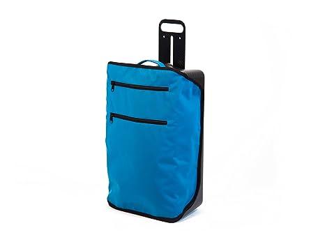 Ilatro t trolley multitask valigia in fibra di carbonio con