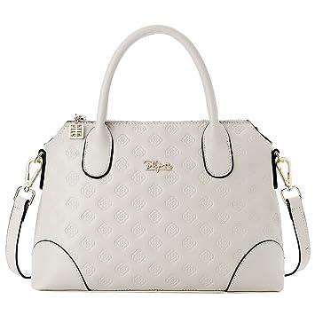 93b2270d16b51 BOYATU Leder handtasche Damen Umhängetasche Tote Messenger Crossbody Tasche  formelle Geschäft