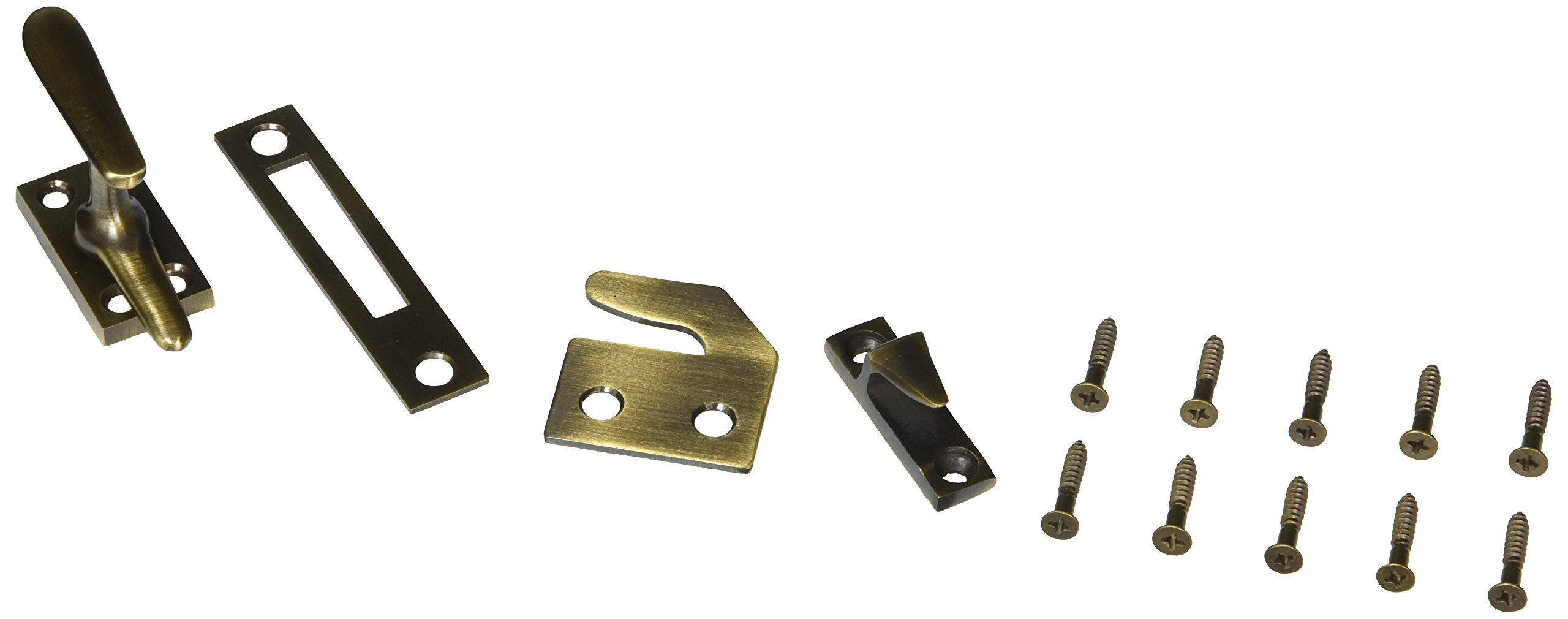 Deltana CF066U5 Casement Fastener Window Lock, Small
