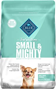 Blue Buffalo True Solutions Small & Mighty Natural Small Breed Adult Dry Dog Food