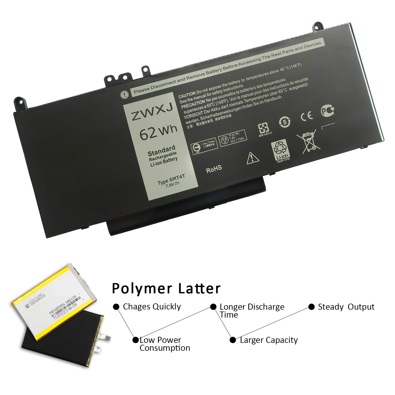 for Dell Latitude E5470 E5570 Precision 3510 0HK6DV 079Vrk 79Vrk ...