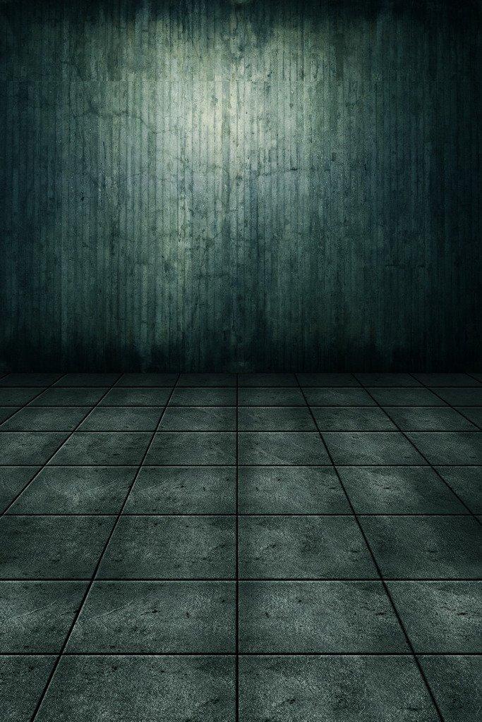 フォトグラファーのデジタルスタジオ ビニール床 写真背景 5x7フィート   B01DD9ZNH4