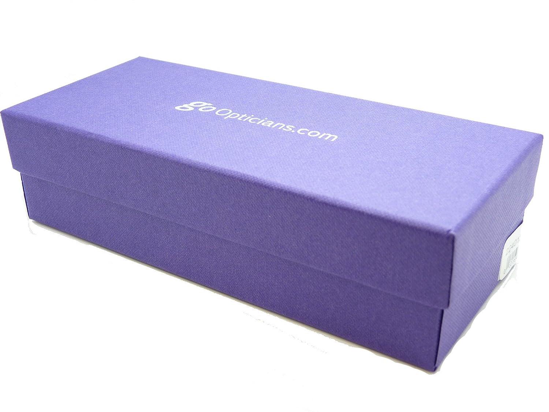 viola e bianco Porta occhiali per donna di lusso