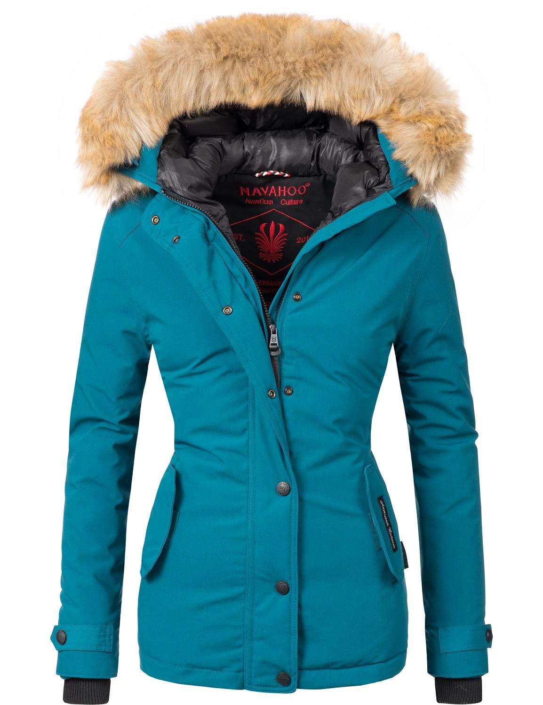 Navahoo Laura Giacca Trapuntata Invernale da Donna 10 Colori XS-XXL product  image 837bbb6ca65