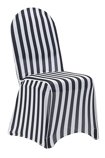 Remarkable Your Chair Covers Stretch Spandex Chair Cover Striped Black And White Wedding Slip Covers Premium Quality Chair Cover Unemploymentrelief Wooden Chair Designs For Living Room Unemploymentrelieforg