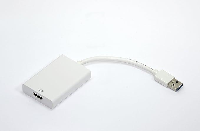 Perimac Tarjeta gráfica Externa USB 3.0 a HDMI Cable ...