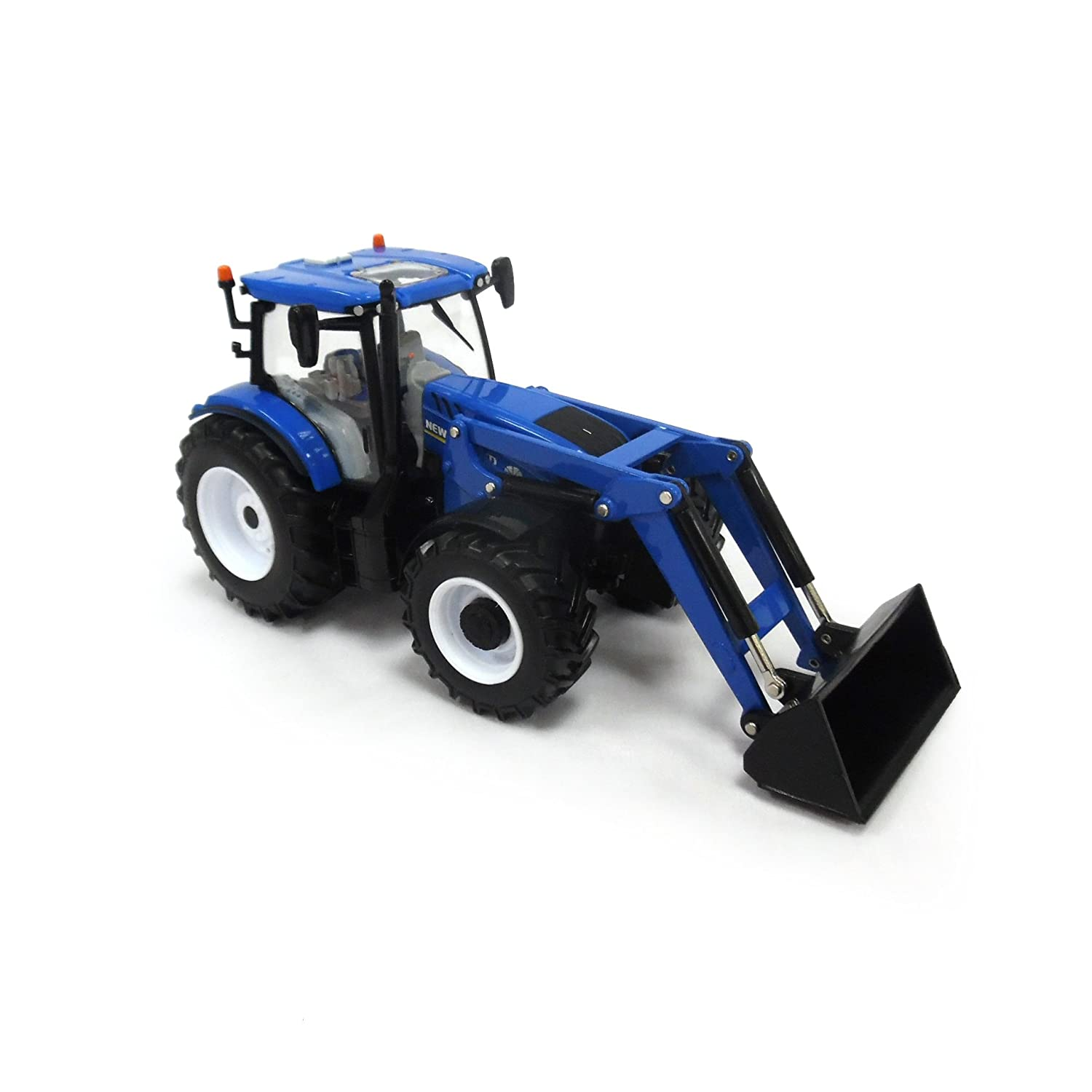 'Britains 1:32 New Holland Replica LM7.42 Telehandler Collectable Farm Toy TOMY 43085A1
