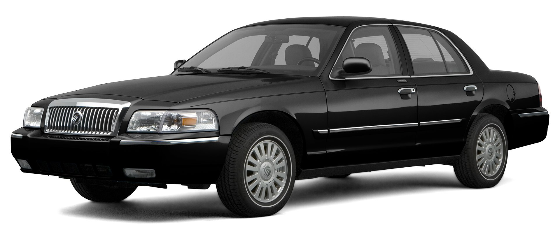 2007 Ford Crown Victoria Reviews Images And Specs 1980 Coupe Mercury Grand Marquis Ls 4 Door Sedan Lx