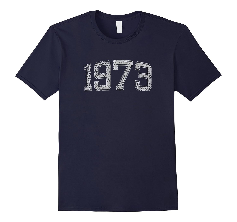 1973 Tshirt Vintage B-day Gift-Rose
