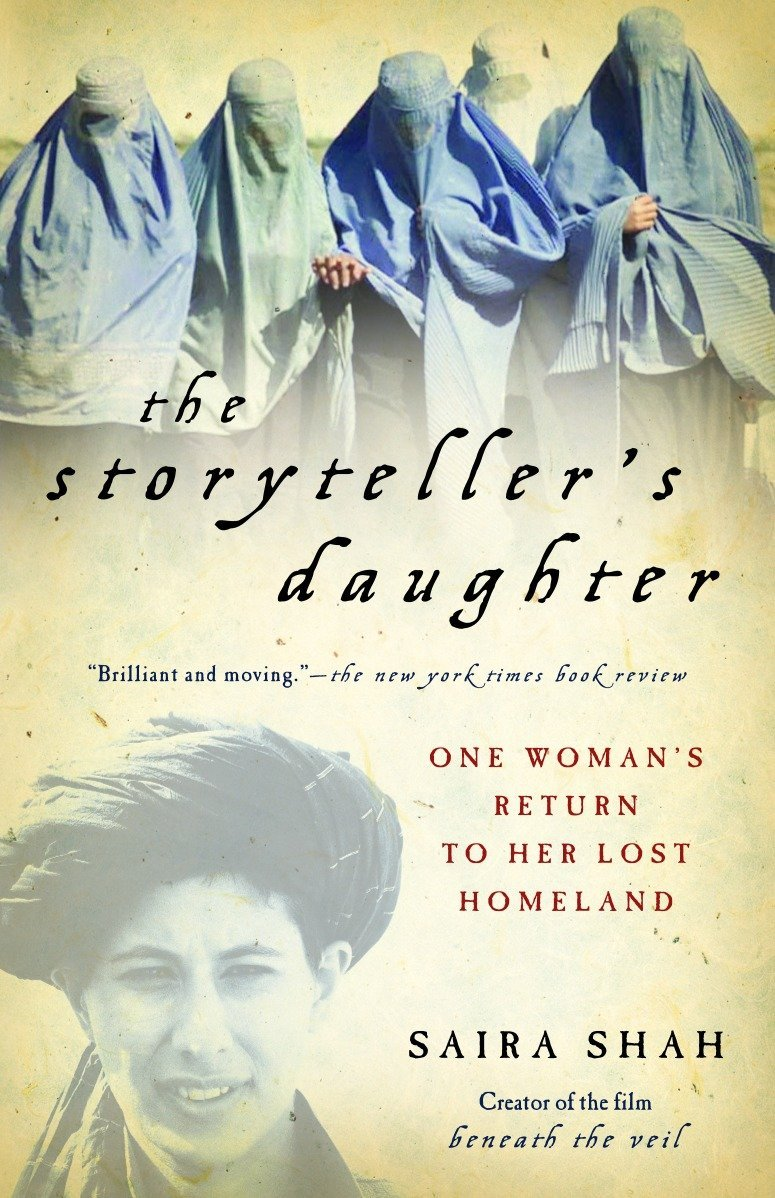 Read Online The Storyteller's Daughter: One Woman's Return to Her Lost Homeland pdf epub